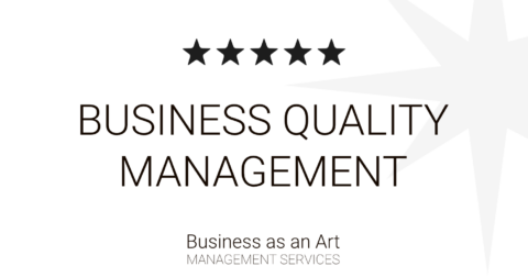 business quality management by business as an art product portfolio
