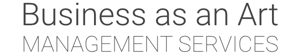 Business as an Art - Management Services - Professional Services - Consulting