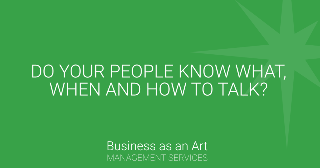 do-your-people-know-what-when-how-to-say-talk