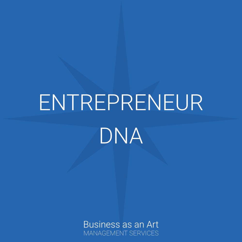 entrepreneur dna