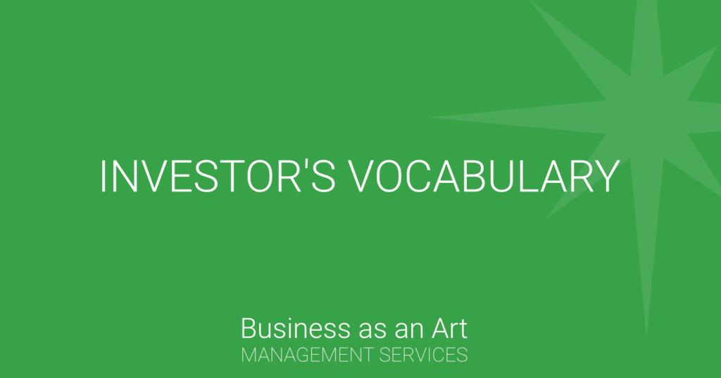 investor-vocabulary