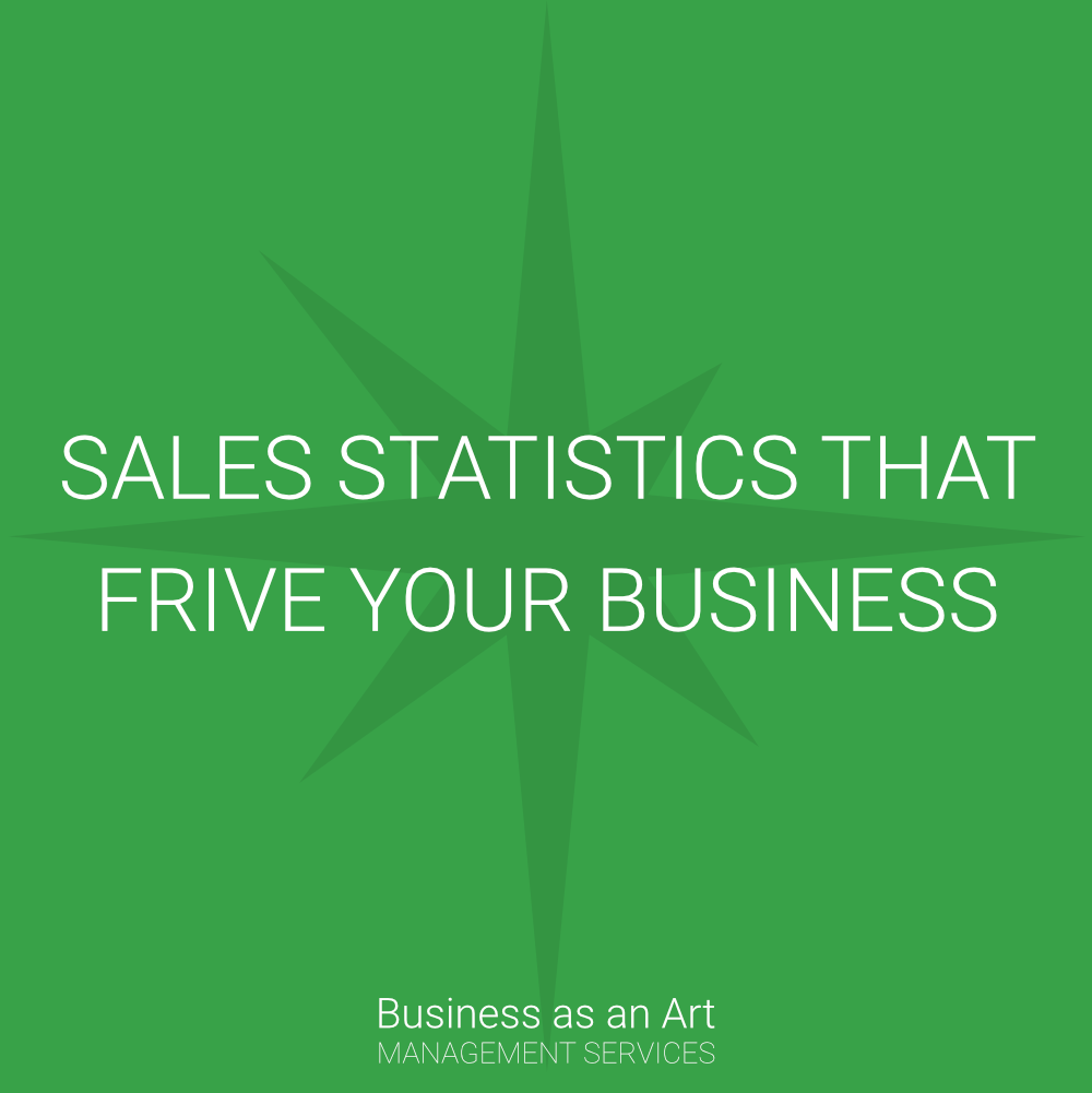 sales statistics that drive your business strategy and results