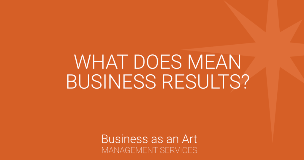 what-does-mean-business-results