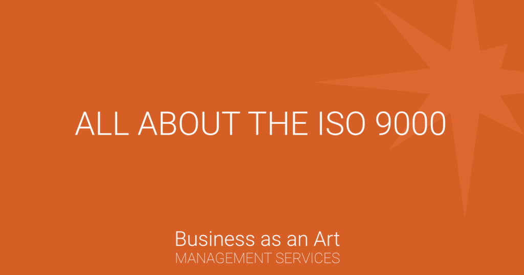 all-about-iso-9000