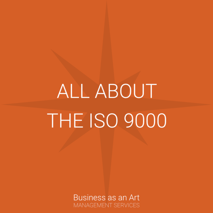 all about iso 9000 stndard