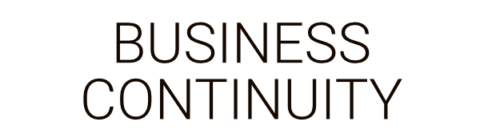 Business Continuity by Business as an Art