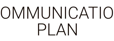 Communication Plan by Business as an Art