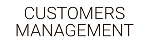 Customer Management by Business as an Art