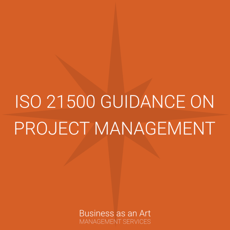 iso 21500 guidiance on project management