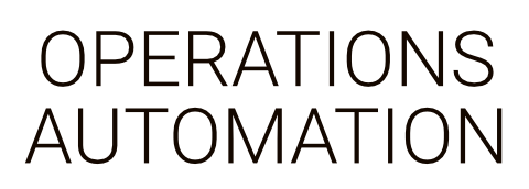 Operations Automation by Business as an Art
