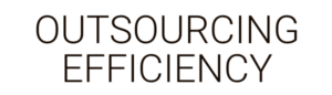 Outsourcing Efficiency Audit by Business as an Art