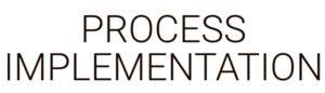 Process Implementation by Business as an Art