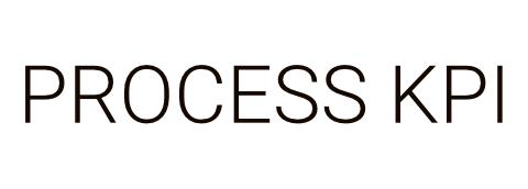 Process KPI by Business as an Art