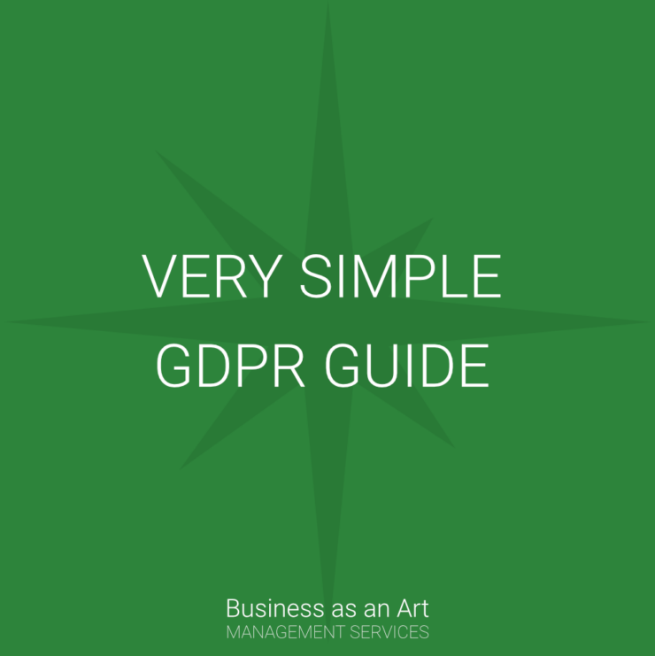 very simple gdpr guide