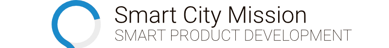 logo smart city mission