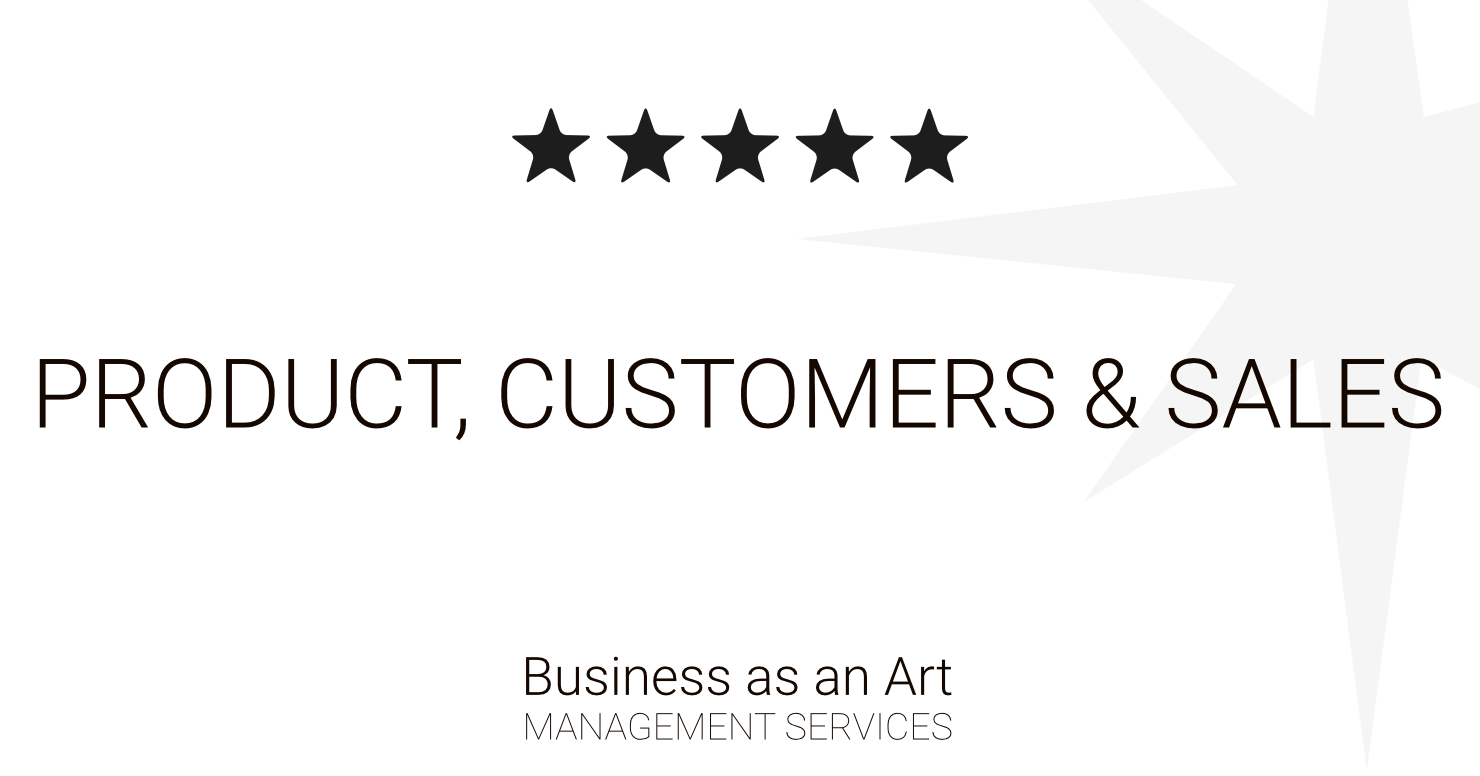 product customer sales portfolio management services prague